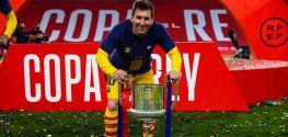 Barcelona win Copa del Rey with impressive destruction of Athletic