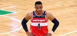 Westbrook ties NBA triple-double record