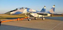 Бугарски МиГ-29 се урна во Црното Море