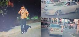 Orhan İnandı'nın kaçırıldığı saatte aracının kaydettiği son görüntüler