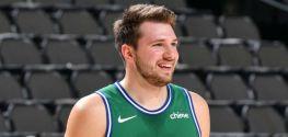 Mavs' Luka Doncic on plan to sign 200-million-dollar extension