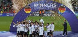 Germany win third title as European U-21 champions with Nmecha goal