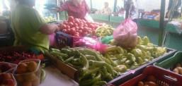 Благо намалување на цените на кичевскиот зелен пазар