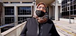 67 yaşındaki Ulviye teyze adalet arıyor: Eşim şehit oldu, ben terörist