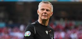 Dutch official Kuipers to referee Euro 2020 final