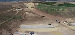Бочварски: Експресниот пат Градско-Прилеп забрзано се гради