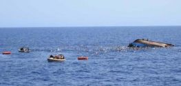 UN: At least 57 people drown off Libyan coast