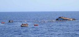 Libya açıklarında 57 sığınmacı hayatını kaybetti