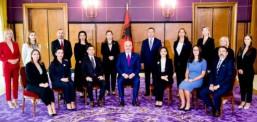 Премиерот на Албанија Еди Рама ја одржа првата седница на владата од третиот мандат