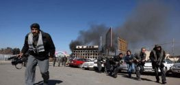 More than 100 Afghan journalists appeal for international help