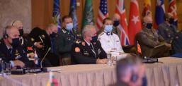 Конференција во Атина на Воениот Комитет на НАТО, со учество на началникот на ГШ на Армијата на Северна Македонија