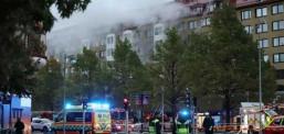 Suedi/ Shpërthim i fuqishëm në pallat, plagosen 25 persona