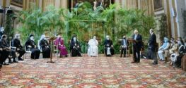 Religious leaders issue climate appeal ahead of COP26 talks