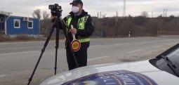 Gjobiten 68 vozitës në Shkup, 39 për parkim të parregullt