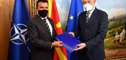 Raporti i KE-së konfirmon zbatimin e reformave të BE-së, shkruan Zaev në Facebook